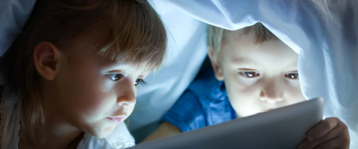 Excessive screen time linked to behavioural problems in children, study reveals